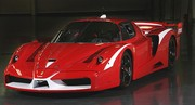Ferrari FXX Evoluzione : Le nouveau bijou de la Scuderia