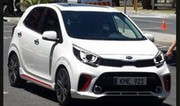 Kia Picanto surprise au Cap