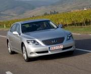 Essai Lexus LS 600h : L'hybride en majesté