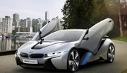 La nouvelle BMW i8, plus de puissance mais pas que !