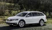Škoda Octavia : lifting aussi pour la Scout…