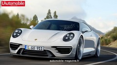 La future Porsche 911 passe à l'hybride