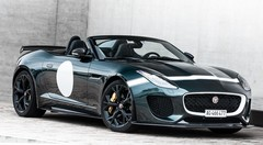 Essai Jaguar F-Type Project 7 : Attention chat sauvage !
