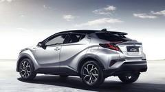 Toyota C-HR : deux blocs supplémentaires dans les cartons
