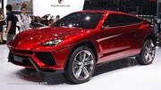 Lamborghini Urus : une version hybride rechargeable