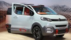 Citroën SpaceTourer : une version baroudeuse se précise
