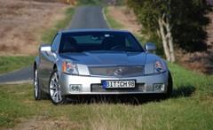 Essai Cadillac XLR V : Roadster d'apparat.