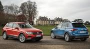 Tous les Volkswagen Tiguan 2017 à l'essai ! Lequel choisir ?