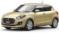 Suzuki Swift 2017 : elle préfère l'hybride au diesel
