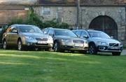 Audi Allroad, Subaru Outback et Volvo XC70 : avis aux gentlemen farmers
