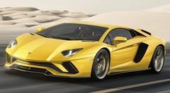 La Lamborghini Aventador S aiguise ses armes