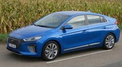 Essai Hyundai Ioniq Hybrid Executive 2017 : Une Coréenne B…ioniq