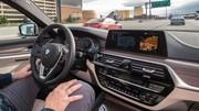 BMW Série 5 Personal Copilot au CES 2017