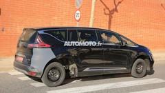 Un mulet du futur Renault Kangoo 2018 surpris en cours d'essais !