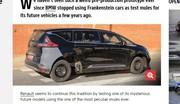 Le Renault Espace bientôt décliné dans une version XXL ?