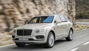 Essai Bentley Bentayga Diesel 2017 : Fioul sentimental