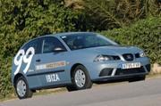 La Seat Ibiza Ecomotive sous la barre des 99g de CO2/km