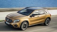 Mercedes GLA 2017 : infos et photos de la version restylée