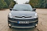 Citroën C-Crosser 2.2 HDi 160 : Le 4x4 des familles
