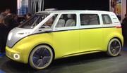 Le Combi Volkswagen revit (encore) grâce au concept I.D. Buzz