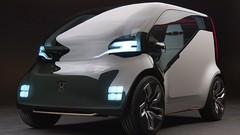 Honda New Electric Urban Vehicle, mieux qu'une Smart ?