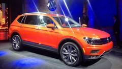 Enfin officiel, le SUV sept-places Volkswagen Tiguan Allspace
