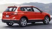 VW Tiguan Allspace : pour famille nombreuse
