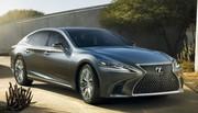 La nouvelle Lexus LS débute à Detroit