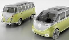 L'esprit du Combi habite cette Volkswagen électrique et autonome du futur