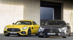 Les nouvelles Mercedes-AMG GT et GT C Edition 50