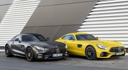 Restylage Mercedes-AMG GT : versions C et Edition 50