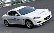 Mazda à hydrogène pour la Norvège