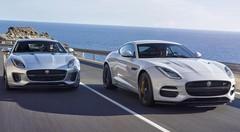 Jaguar F-Type 2017 : un léger restylage et une série spéciale