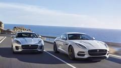 Discret, le restylage de la Jaguar F-Type