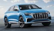 Audi Q8 Concept : Un nouveau Titan !