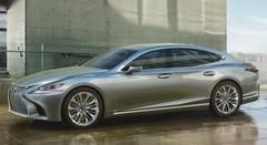 Lexus LS : la plus luxueuse des japonaises