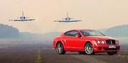 Essai Bentley Continental GT Speed V12 610 ch
