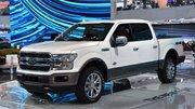 Le nouveau Ford F-150 restylé se dévoile