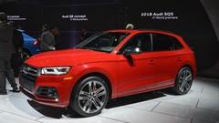 L'Audi SQ5 offre 354 chevaux et 500 Nm de couple !