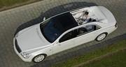 Maybach 62 S Landaulet Concept : Devenez têtes en l'air !