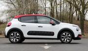 Essai Citroën C3 1,2 Puretech 110 EAT6 (2017) : figure de proue provisoire