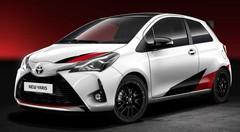 Toyota Yaris 2017 : de la Yaris hybride à la Yaris RS !