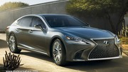 Lexus LS : downsizing en attendant l'hybride