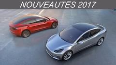 Nouveautés 2017 - Moyennes berlines: Tesla veut sa compacte