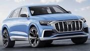 Audi Q8 Concept : sur les traces du X6