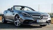 Essai Mercedes SLC 300 (2016 - ) : Pour le plaisir