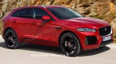 Jaguar prépare un SUV compact, l'E-Pace