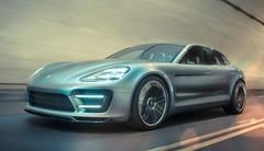 Porsche Panamera Sport Turismo : confirmée pour le Salon de Genève