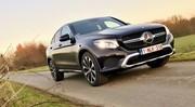 Essai Mercedes GLC250d Coupé : Du tac au tac !