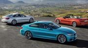 BMW série 4 et M4 Coupé, Gran Coupé et Cabriolet